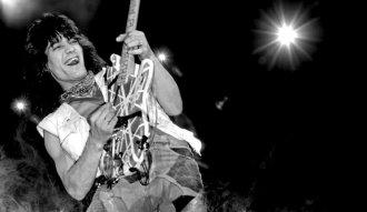 Eddie Van Halen, guitarrista de Van Halen murió a los 65 años