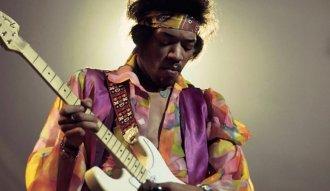 Jimi Hendrix murió el 18 de septiembre de 1970
