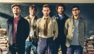 Kaiser Chiefs presenta el primer adelanto de su sexto disco