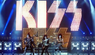 Kiss en el Maquinaria Fest 2012