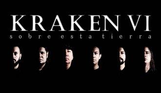 Kraken presenta su noveno trabajo discográfico