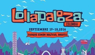 Lollapalooza Colombia será el 17 y 18 de septiembre en Bogotá