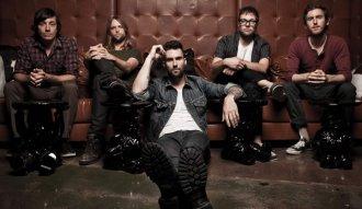 Maroon 5 recibirá cinco discos platino en su visita a Bogotá