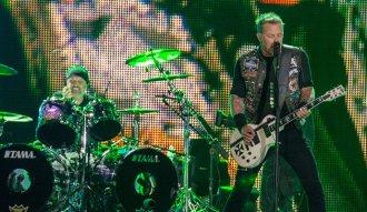 Metallica en Bogota. PH Felipe Rocha