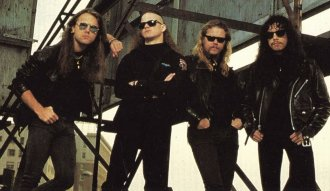 "Metallica presentó en 1991 ""The Black Album"""