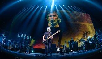 Roger Waters estará en Colombia a finales de 2018