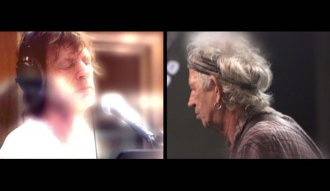 "Captura de YouTube video ""Hate To See You Go"" de The Rolling Stones"