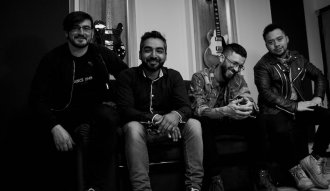 Salida 90, banda de rock alternativo de Bogotá
