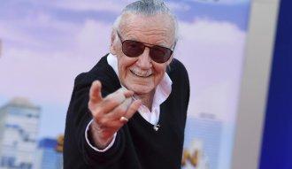Stan Lee murió a los 95 años. Foto ABC