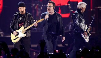 U2 se presenta por primera vez en Colombia