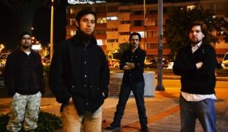 Ennui, banda de grunge bogotana