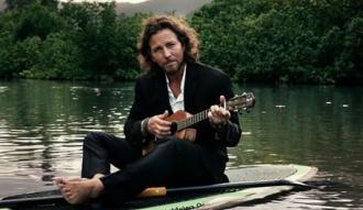 Eddie Vedder, vocalista de Pearl Jam