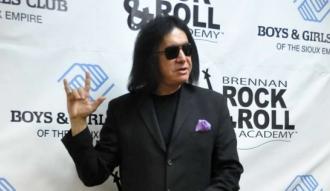 Gene Simmons, bajista y cofundador de Kiss