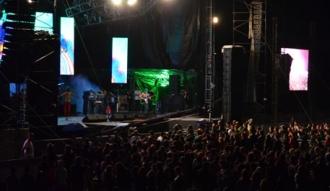 Plastilina Mosh de México cerro el primer día de Altavoz 2011