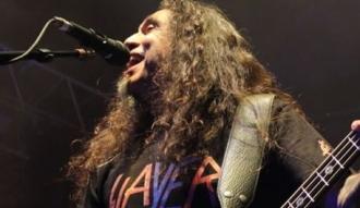 Tom Araya, vocalista de Slayer en Bogotá