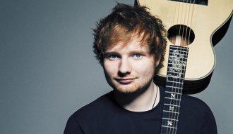 Ed Sheeran en Bogotá el 19 de Abril de 2015