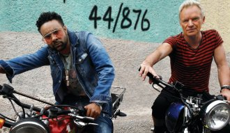 Sting & Shaggy en Colombia
