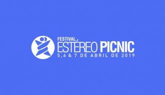Estéreo Picnic celebra sus 10 años del 5 al 7 de abril de 2019