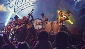 La Toma de Medellín presenta su nuevo disco en Bogotá