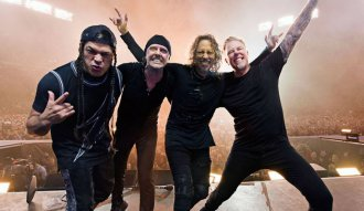 Metallica estará por cuarta vez en Bogotá