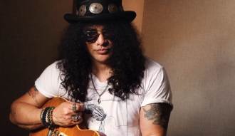 Slash regresa a Colombia en mayo de 2019