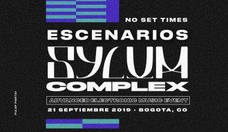 El Sylux Complex se toma Bogotá el 21 de septiembre