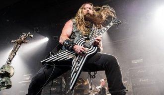 Zakk Wylde viene a Colombia con tributo a Black Sabbath