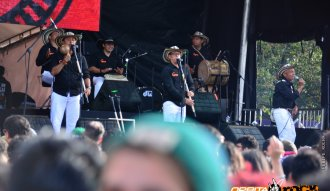 Dub de Gaitas en Rock al Parque 2015