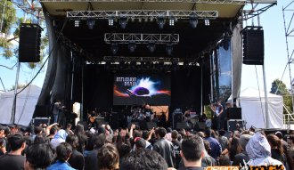 Implosion Brain en Rock al Parque 2015