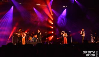 Burning Caravan en Almax 2016