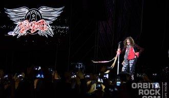 Aerosmith se despidió de Bogotá
