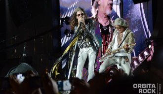 Aerosmith en Rock in Rio 2017
