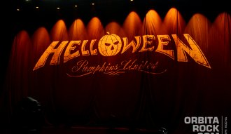 Helloween, Pumpkins United en Colombia