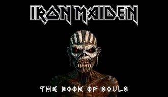 Caratula del nuevo disco de Iron Maiden