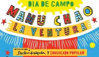 Manu Chao estará en Bogotá el 15 de Marzo