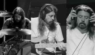 "Dave Grohl presenta su documental ""Play"""