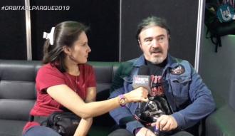 Entrevista a Capilla Ardiente de Chile en Rock al Parque 2019