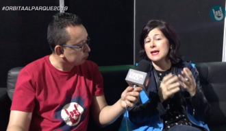 Entrevista a Juliana Restrepo, directora del Idartes en Rock al Parque 2019