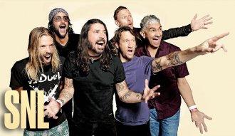Foo Fighters presenta el nuevo sencillo de su décimo disco