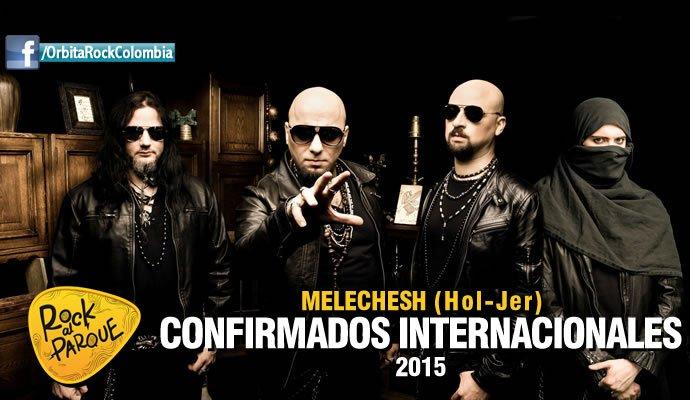 Melechesh, invitado internacional a Rock al Parque 2015