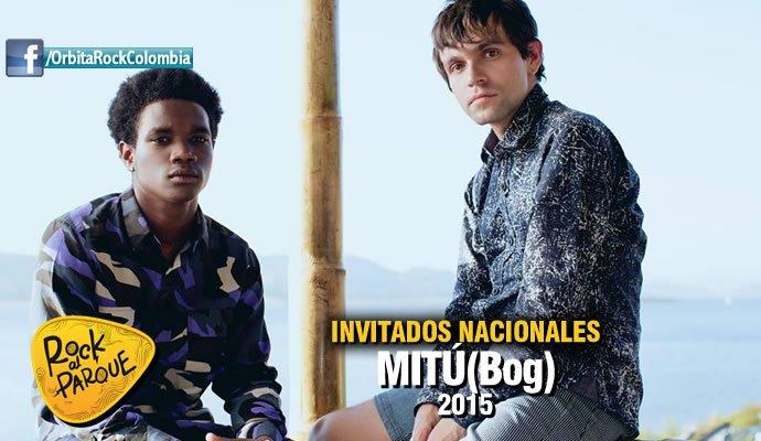 La agrupación bogotana Mitú se presentará en Rock al Parque 2015