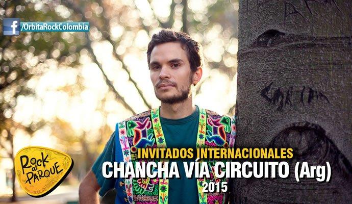 Chancha Vía Circuito se presentará en Rock al Parque 2015