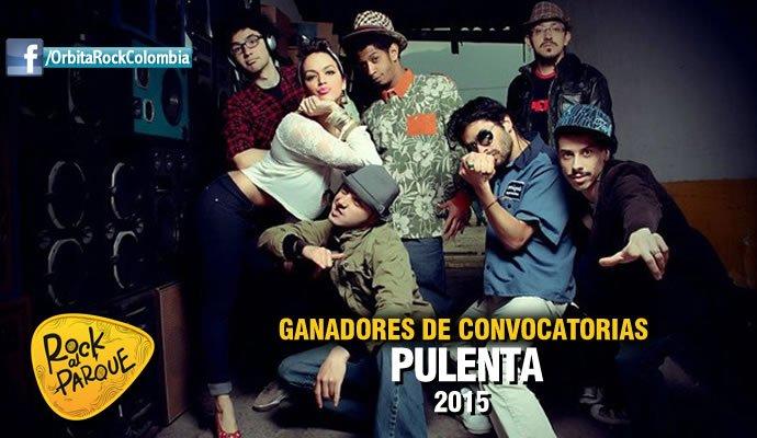 La agrupación bogotana Pulenta se presentará en Rock al Parque 2015
