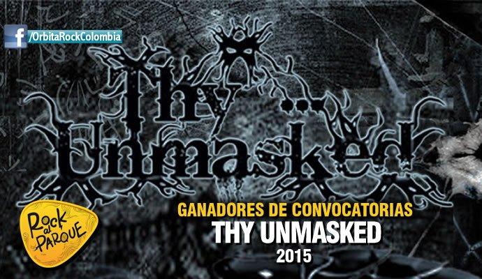 Thy Unmasked se presentará en Rock al Parque 2015