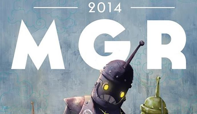 Imagen de Afiche oficial de Manizales Grita Rock 2014