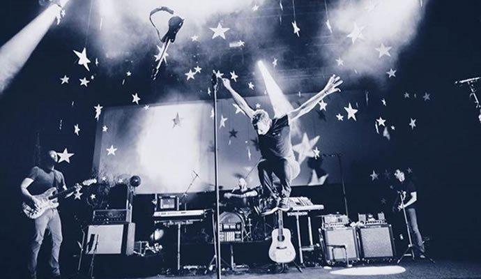 Coldplay lanzará DVD grabado en vivo