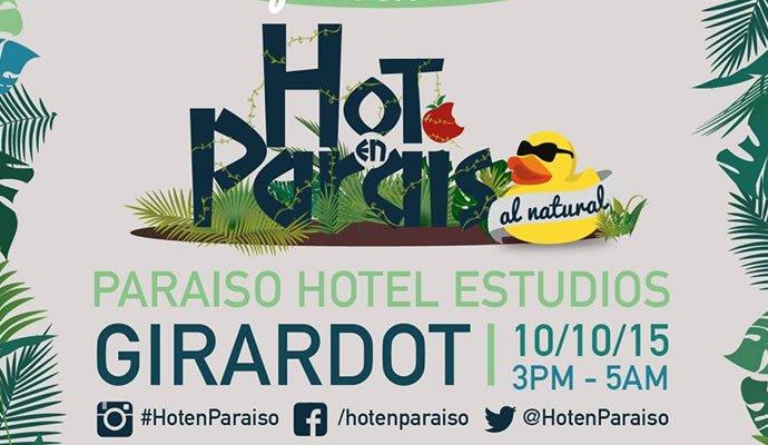 Imagen de la cuarta edición del Hot en Paraiso