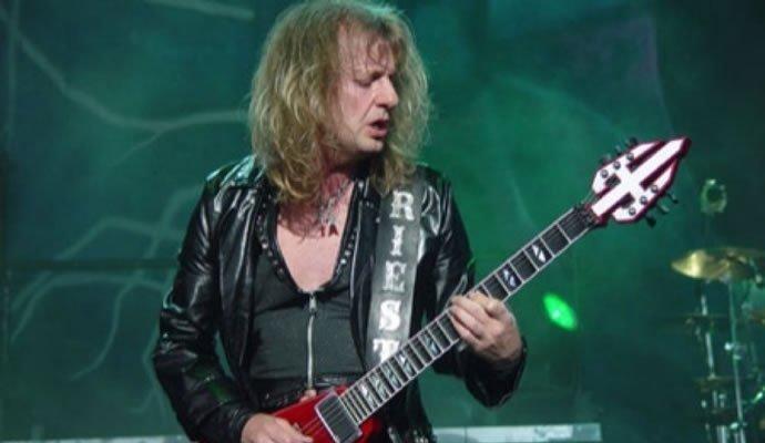 KK Downing, guitarrista de Judas Priest