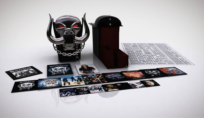 Box Set de Motorhead