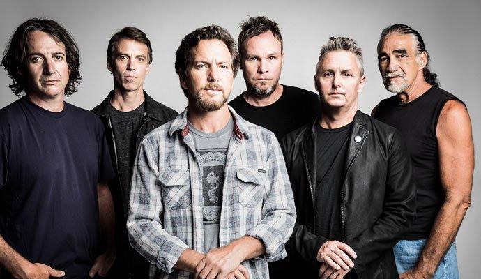 Pearl Jam estará en Bogotá el 25 de Noviembre de 2015